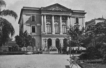 'Thesouraria de Fazenda', (Treasury Department), 1895. Artists: Wilhelm Gaensly, Rudolf Friedrich Fra.