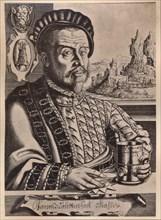 Hans Sebald Lautensack, German printmaker, draughtsman and medalist, 16th century (1894). Artist: Hans Sebald Lautensack.