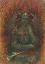 'The Dweller in the Innermost', c1885, (1912). Artist: George Frederick Watts.