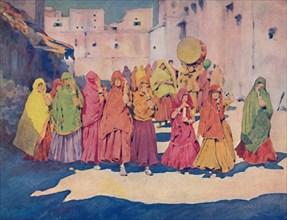 'A Blaze of Sun', 1903. Artist: Mortimer L Menpes.