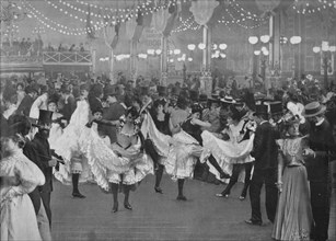 'Le Bal Du Moulin-Rouge', 1900. Artist: Unknown.