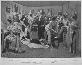 'Ces Dames S'Amusent', 1900. Artist: Unknown.