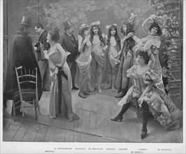 'Apres La Bataille', 1900. Artist: Unknown.