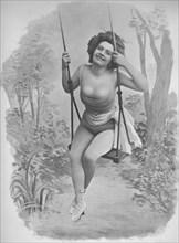 'Pauline D'Argent', 1900. Artist: Unknown.
