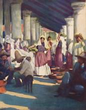 'Tehuantepec', 1903. Artist: Mortimer L Menpes.