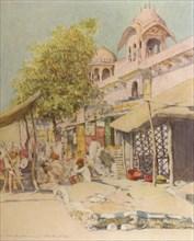 'Jeypore at Noon', 1905. Artist: Mortimer Luddington Menpes.