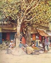 'Mid-Day, Delhi', 1905. Artist: Mortimer Luddington Menpes.