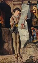 What D'Ye Lack, Madam?, 1861, (c1915). Artist: John Pettie.