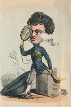 'George IV', 1856. Artist: Alfred Crowquill.
