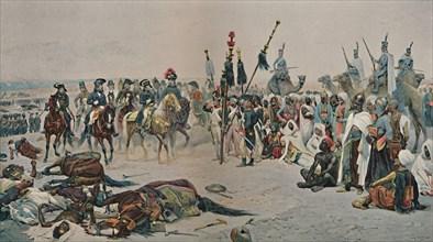 'Bonaparte in Egypt', 1798-1801, (1896). Artist: Unknown.