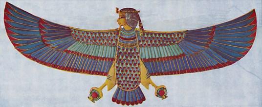 'The Ba-bird pectoral', c1935. Artist: Unknown.