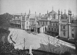 'The Pavilion, Brighton', c1896. Artist: W & AH Fry.