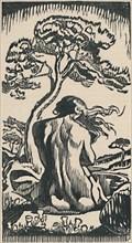 'Ève', 1919. Artist: Marcel Roux.