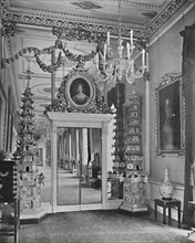 'The Principal Corridor, Buckingham Palace, South End', 1939. Artist: Unknown.