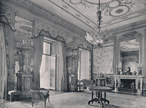 'The Centre Room, Buckingham Palace, South-East Corner', 1939. Artist: Unknown.