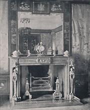 'Marble Mantelpiece', 1939. Artist: Unknown.