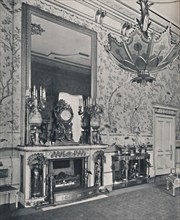'The Yellow Drawing Room, Buckingham Palace', 1939. Artist: Unknown.