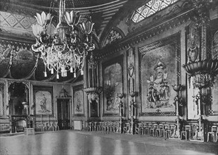 'The Banqueting Room As It Is To-Day', 1939. Artist: Unknown.