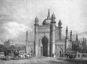 'The North Gate, 1832', (1939). Artist: Unknown.