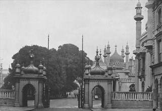 'The South Gate', c1900, (1939). Artist: Unknown.