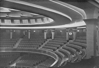 'The Dome: Interior After the Alterations', 1939. Artist: Unknown.
