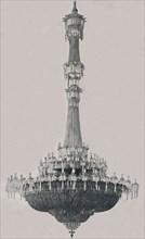 'The Dome Chandelier', 1939. Artist: Unknown.