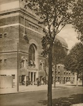 'Architecture for the Cinema Palace at Shepherd's Bush', c1935. Creator: Yerbury.