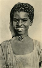 'Young Girl', c1918-c1939. Creator: Unknown.