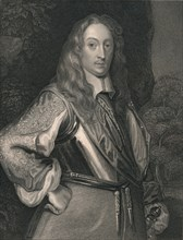'Robert Greville, Lord Brooke. From the original, in the collection of The Right Honourable The Earl Creator: WT Mote.