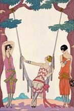 'Summer', 1925. Artist: Georges Barbier