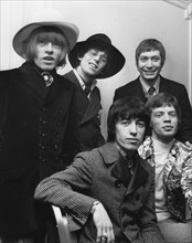 The Rolling Stones, 1967. Artist: Unknown