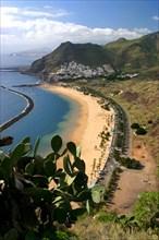 Playa de Las Teresitas, San Andres, Tenerife, Canary Islands, 2007.