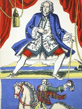 George II, King of Great Britain and Ireland from 1727, (1932). Artist: Rosalind Thornycroft