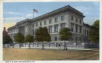 New US Mint, Philadelphia, Pennsylvania, USA, 1914. Artist: Unknown