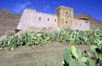 Tin Mal Mosque, Morocco.
