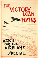 The Victory Loan Flyers, 1919.