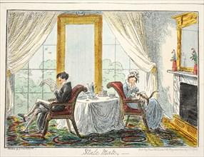 Stale Mate, 1835.