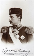 Ernest Louis I, Grand Duke of Hesse and by Rhine, 1896.  Artist: Anon