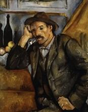 'A Smoker', 1890-1892. Artist: Paul Cezanne