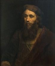 'Portrait of a Man', 1661.  Artist: Rembrandt Harmensz van Rijn
