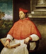 'Portrait of Cardinal Antonio Pallavicini', (1441-1507). Artist: Titian