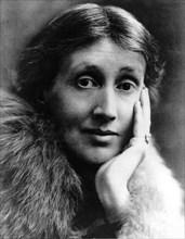 Virginia Woolf, British author, 1930s(?). Artist: Unknown