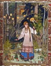 Bilibin, 'Vasilisa the Beautiful