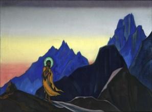 Roerich, 'Bhagavan'