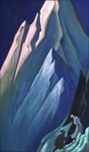 Roerich, 'She Who Leads'