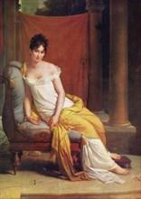Gérard, 'Portrait of Julie Récamier'