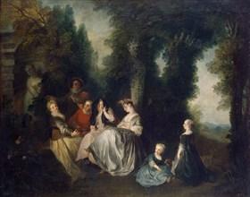 Lancret, 'Party in the Garden'