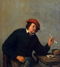 Ostade, 'Smoker'