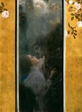 Love, 1895. Artist: Klimt, Gustav (1862-1918)