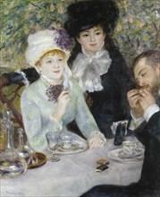 After The Luncheon, 1879. Artist: Renoir, Pierre Auguste (1841-1919)